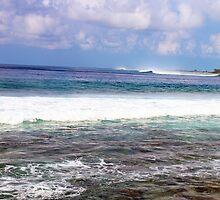 Restless Seas by MaurOwl