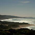 Harsh Light Anglesea,Great Ocean Rd by Joe Mortelliti