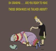 Grandmas bROWNIES by weirdpuckett