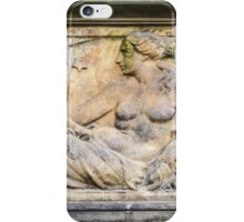 Engineering. 18th century Science bas relief  iPhone Case/Skin