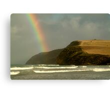 Cape Bridgrewater, Stormy Weather Canvas Print