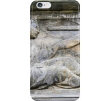 Astronomy. 18th century Science bas relief  iPhone Case/Skin