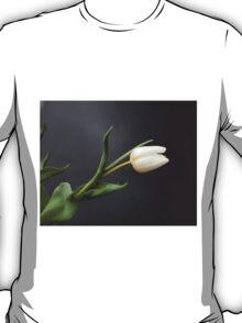 One White Tulip T-Shirt