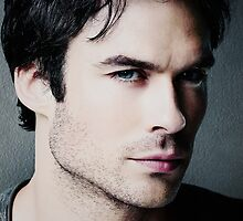 Ian Somerhalder Poster (&more) by ANamelessPerson