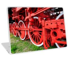 Viseu de Sus Steam Engine, Maramures County, Romania  Laptop Skin
