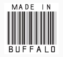 Made in Buffalo by heeheetees