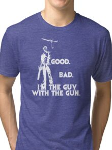 Words to Live By! Tri-blend T-Shirt