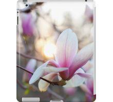 Sunkissed Magnolia iPad Case/Skin