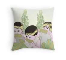 Children of the Corn Throw Pillow