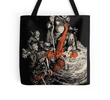 Ode to the devil Tote Bag