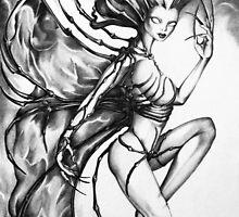 Dragon Lady by Zian  Silverwolf