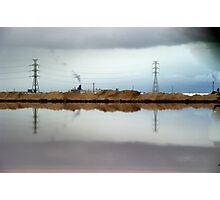 Global warming Photographic Print