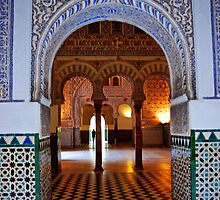 Welcoming Light of Alcazar by Renee Hubbard Fine Art Photography