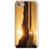 Surfing Reflections iPhone Case/Skin