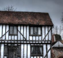 Laneham House HDR Sticker