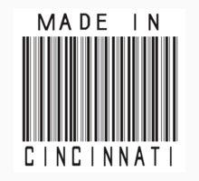 Made in Cincinnati by heeheetees