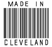 Made in Cleveland Photographic Print