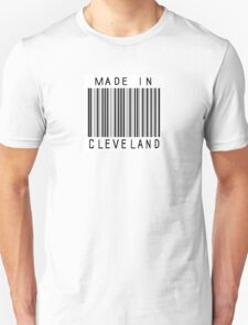 Made in Cleveland T-Shirt