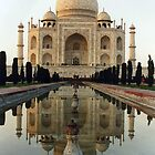 Taj Mahal by Deirdreb