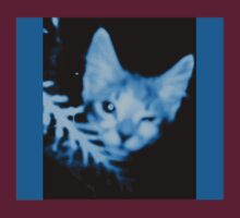 Blue Cat Blue by MacLeod