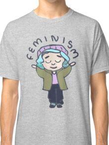 feminism=equality Classic T-Shirt