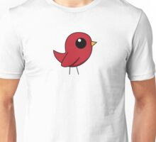 Red Bird Unisex T-Shirt