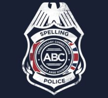 Spelling Police by amadesigner