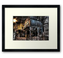 Hopper Framed Print