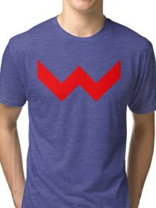 Wonderful W Tri-blend T-Shirt