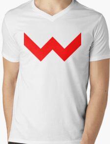 Wonderful W Mens V-Neck T-Shirt
