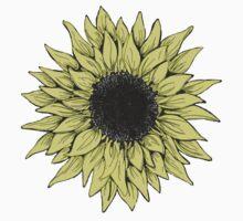 Sunflower Daze by laurenmoe