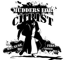 Mudders for Christ by outofthedust