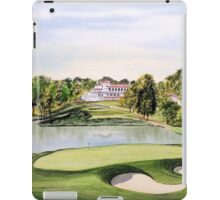 Congressional Golf Course iPad Case/Skin