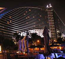 Jumeirah Beach Hotel by Rhys1979
