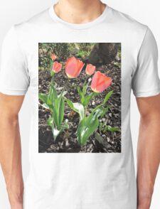 5 Tulips T-Shirt