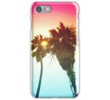 California Palms iPhone Case/Skin