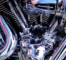 IT'S ALL ABOUT CHROME/ series/1 by JudithE