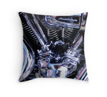 IT'S ALL ABOUT CHROME/ series/1 Throw Pillow
