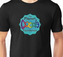 The Planet Dooda Foundation Logo Unisex T-Shirt