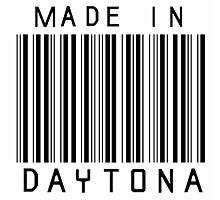 Made in Daytona Photographic Print