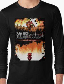 Attack on Koopa Long Sleeve T-Shirt