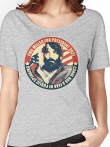 MILLER 4 PREZ Women's Relaxed Fit T-Shirt