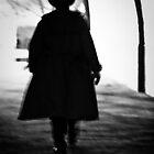 walking torward........ by Carlos Restrepo