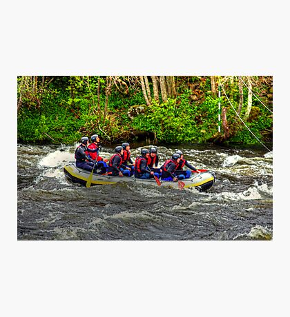 Adrenalin Rush Photographic Print