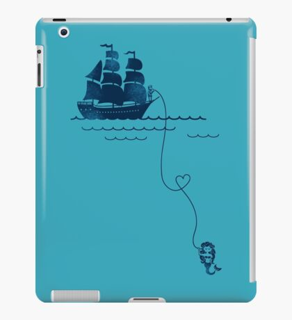 Long Distance Love iPad Case/Skin