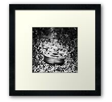Path of the Heart Framed Print