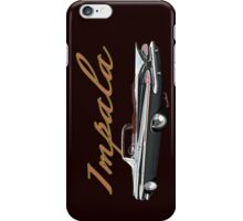 Chevy Impala Convertible for 1959 iPhone Case/Skin