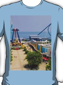 GateKeeper, Cedar Point T-Shirt