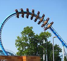 GateKeeper, Cedar Point by coasterfan94