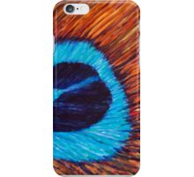 detail of a feather iPhone Case/Skin